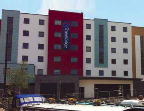 Russells Construction / Travelodge